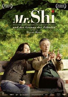 Mr. Shi und der Gesang der Zikaden Poster
