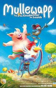 Mullewapp - Das große Kinoabenteuer der Freunde Poster