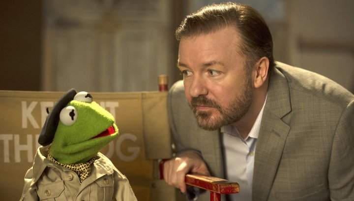 Muppets Most Wanted - Trailer Poster