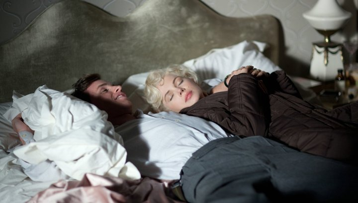 My Week with Marilyn - Trailer Poster