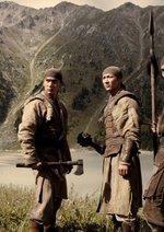 Myn Bala - Krieger der Steppe Poster