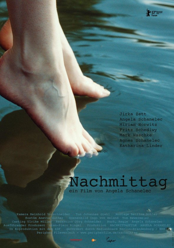 Nachmittag Poster