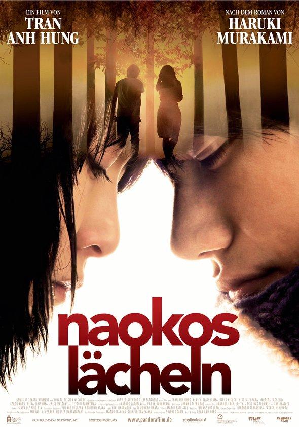 Naokos Lächeln Poster