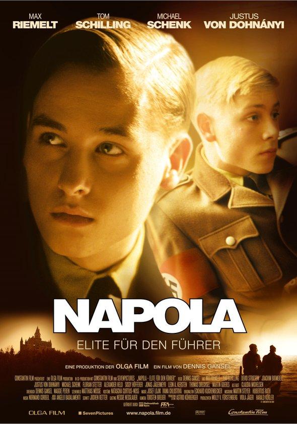 Napola - Elite für den Führer Poster