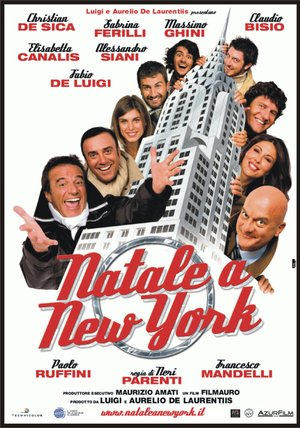 Natale in New York Poster