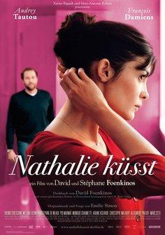 Nathalie küsst Poster