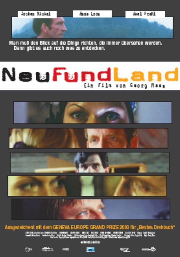 NeuFundLand Poster