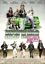 New Kids Turbo Poster