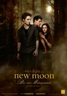 New Moon - Biss zur Mittagsstunde Poster