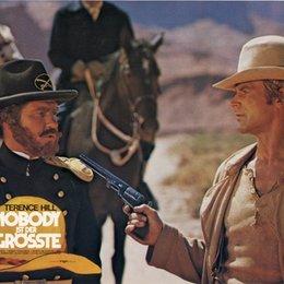 Nobody ist der Größte - Trailer Poster
