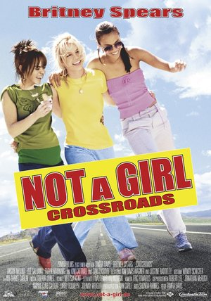 Not a Girl Poster