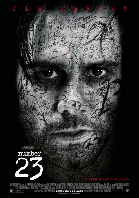 Nummer 23 Poster