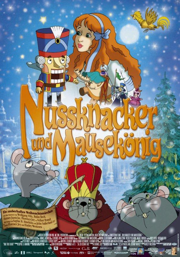 Nussknacker und Mausekönig Poster
