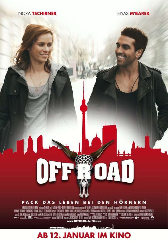 Offroad - Pack das Leben bei den Hörnern Poster
