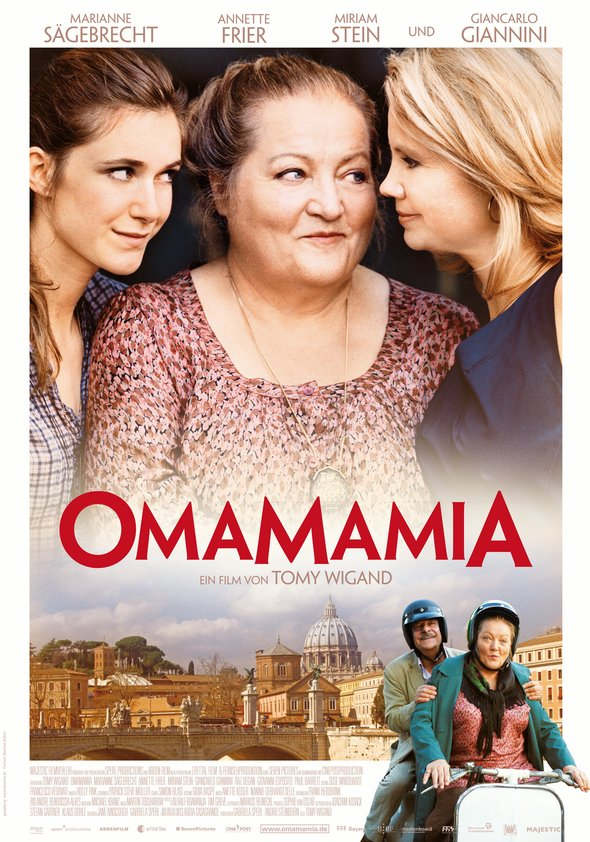 Omamamia Poster