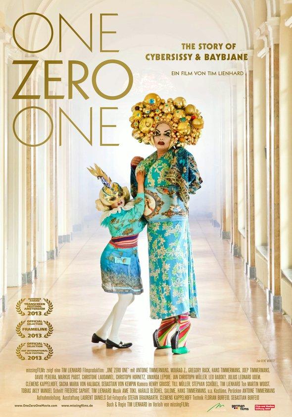 One Zero One - Die Geschichte von Cybersissy & BayBjane Poster
