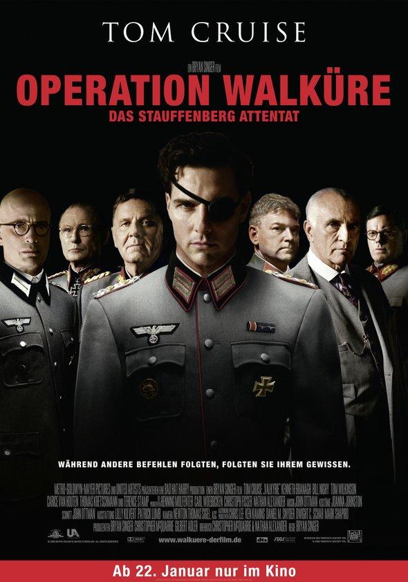 Operation Walküre - Das Stauffenberg Attentat Poster