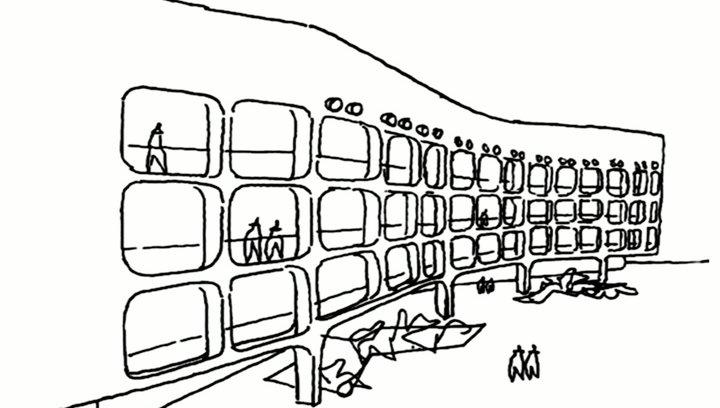 Oscar Niemeyer - Das Leben ist ein Hauch - Trailer Poster