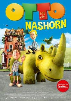 Otto ist ein Nashorn Poster