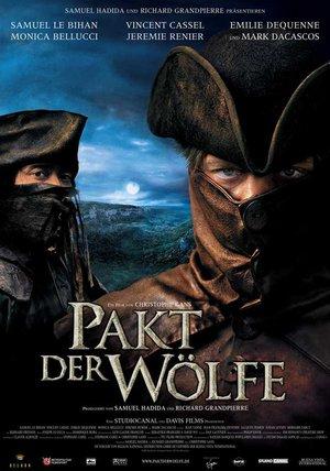 Pakt der Wölfe Poster