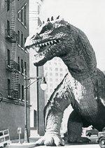 Panik in New York Poster