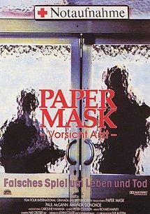 Paper Mask - Vorsicht Arzt