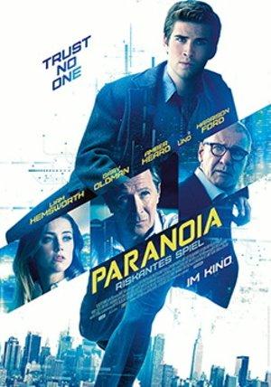 Paranoia - Riskantes Spiel Poster