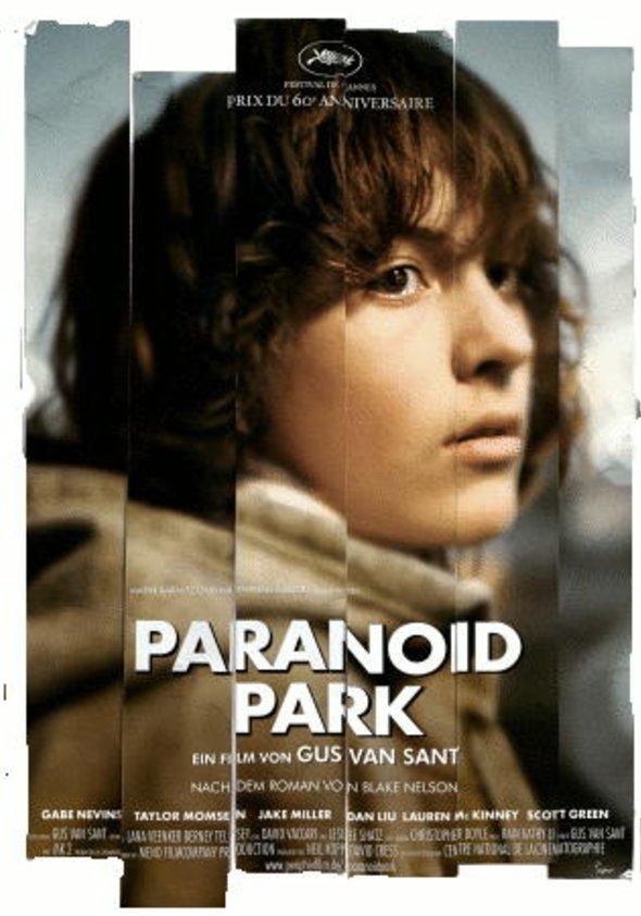 Paranoid Park Poster