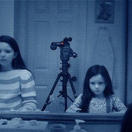 Paranormal Activity 3 - Trailer Poster