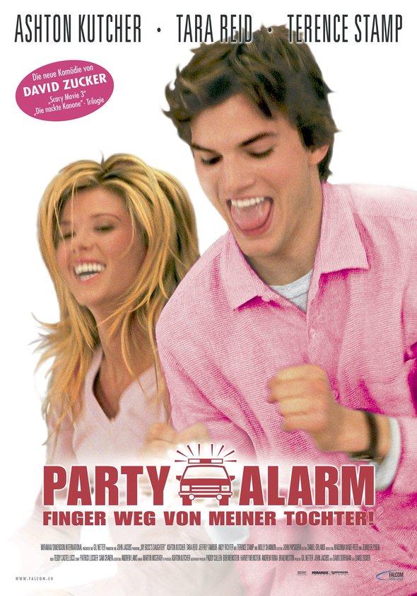 Partyalarm - Finger weg von meiner Tochter Poster