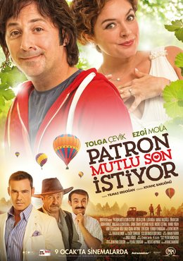 Patron Mutlu Son Istiyor - Der Chef will ein Happy End