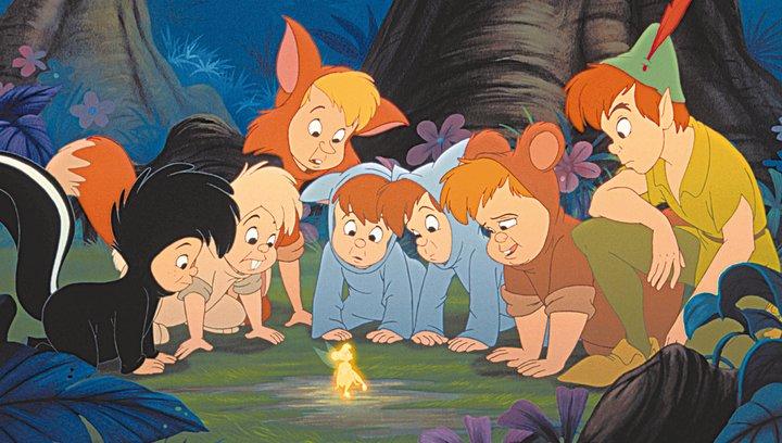 Peter Pan: Neue Abenteuer in Nimmerland - OV-Trailer Poster