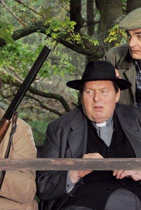 Pfarrer Braun: Schwein gehabt!