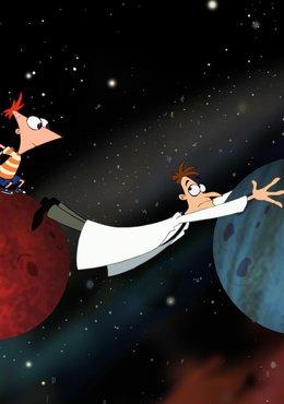 Phineas & Ferb: Quer durch die 2. Dimension