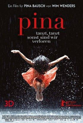 Pina - Tanzt, tanzt, sonst sind wir verloren