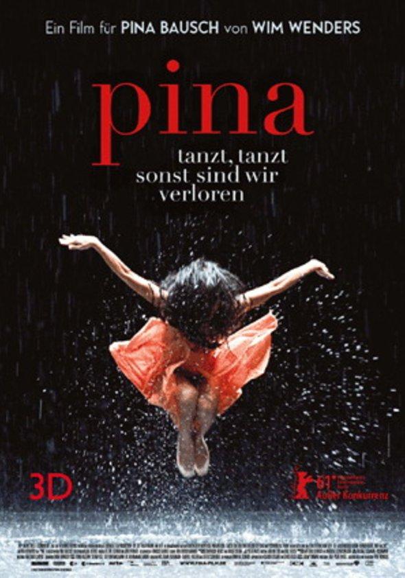 Pina - Tanzt, tanzt, sonst sind wir verloren Poster
