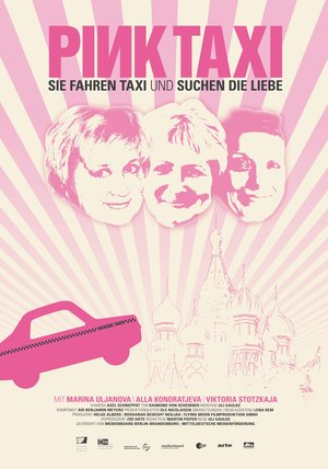 Pink Taxi Poster
