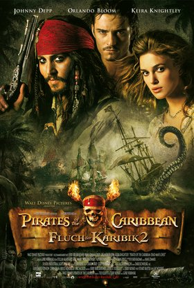 Pirates of the Caribbean - Fluch der Karibik 2