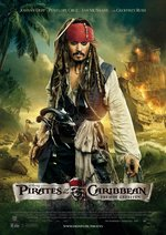Pirates of the Caribbean - Fremde Gezeiten Poster