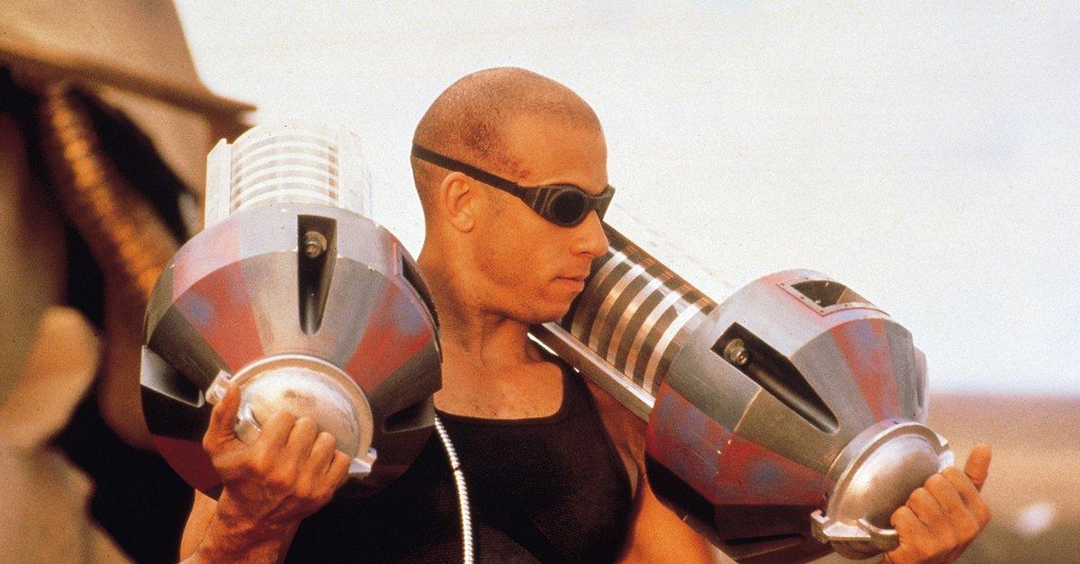 Riddick Krieger Der Finsternis Stream German