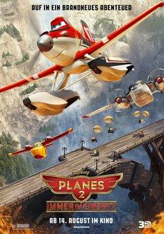 Planes 2: Immer im Einsatz Poster