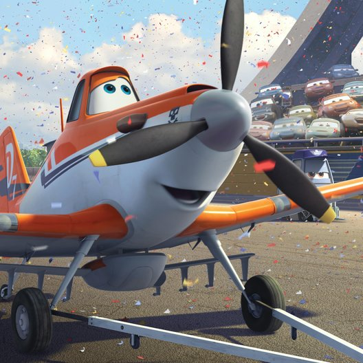 Planes (VoD-/BluRay-/DVD-Trailer) Poster
