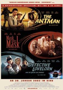 Planet B - Detective Lovelorn und die Rache des Pharao