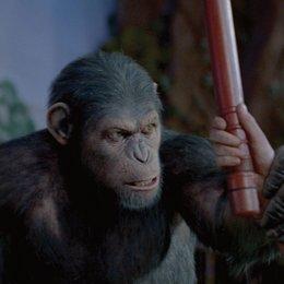 Planet der Affen: PRevolution - Trailer Poster