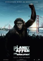 Planet der Affen: Prevolution Poster