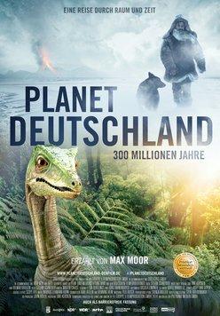 Planet Deutschland - 300 Millionen Jahre Poster
