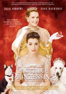 Plötzlich Prinzessin 2