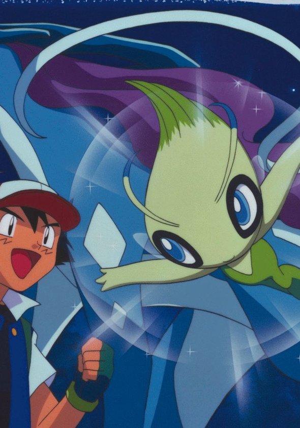 Pokémon 4ever Poster
