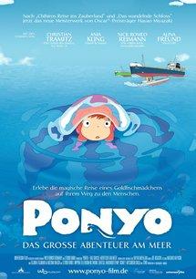 Ponyo - Das große Abenteuer am Meer