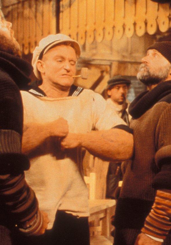 Popeye - Der Seemann mit dem harten Schlag Poster